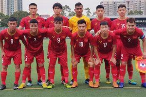 Chia điểm U18 Myanmar, U18 Việt Nam vẫn sáng cửa vô địch giải Tứ hùng
