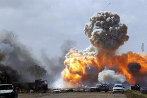 Thủ tướng Libya kêu cứu: Mỹ rút quân và sẽ...nghiên cứu?
