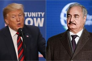 Ông Trump điện đàm tướng Haftar: Kịch bản Libya nào tiếp theo?