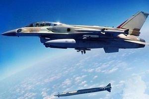 Israel dùng tên lửa mới 'qua mặt được S-300' ở Syria