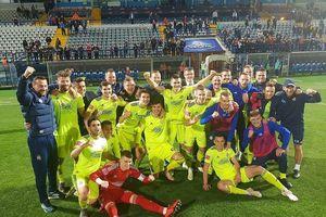 Đội bóng xuất xứ của Modric, Kovacic: Vô địch Croatia lần thứ 13 trong… 14 năm