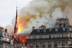 Kiệt tác kiến trúc Gothic Nhà thờ Đức Bà Paris sẽ được phục dựng như thế nào?