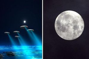NASA che dấu sự thực người ngoài hành tinh đang ẩn nấp trên Mặt Trăng?