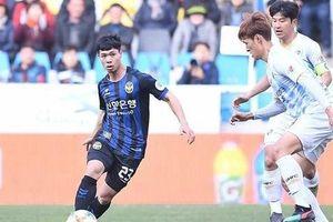 Công Phượng vẫn bị 'trói' bởi áp lực ở Incheon United?