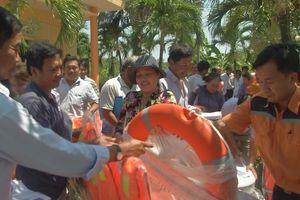 Tiền Giang: Tuyên truyền phổ biến pháp luật về thủy sản và biển đảo cho ngư dân và doanh nghiệp