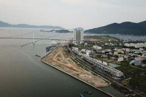 Đà Nẵng quyết định tạm dừng thực hiện Dự án bất động sản và bến du thuyền ven sông Hàn
