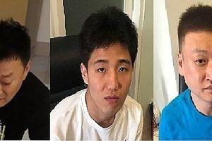 Triệt phá đường dây đánh bạc qua mạng do người Hàn Quốc điều hành
