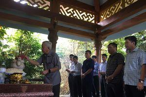 Quảng Bình: Hội rằm tháng Ba và phiên chợ tình kết duyên của người Nguồn