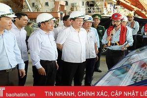 Formosa Hà Tĩnh phải là đầu kéo thu hút nhiều doanh nghiệp sản xuất sau thép