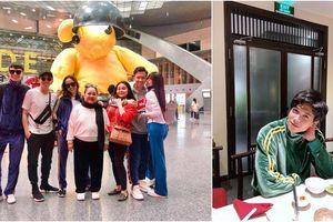 Góc gây lú: Diệu Nhi mặc đồ đôi cả với Trịnh Thăng Bình và Anh Tú?
