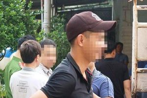 Vụ bắt giữ gần 700kg ma túy: Khám xét khẩn cấp nhà một lái tàu ở Nghệ An