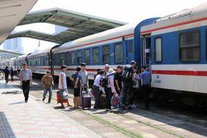 Đường sắt tăng 20 chuyến tàu tuyến Sài Gòn - Nha Trang dịp lễ 30/4