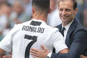 Massimiliano Allegri: CR7 không đi đâu cả, cậu ấy là 'tương lai' của Juventus
