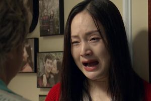 'Quỳnh búp bê' Phương Oanh cực nguy hiểm trong phim Nàng dâu order khi hóa thành 'hồ ly tinh' thảo mai