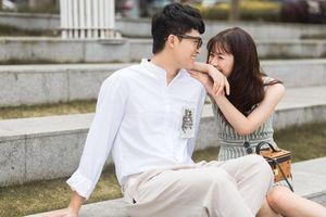 Phim mới của Harry Lu và B Trần tung poster, fan khen đẹp đôi rồi, xin đừng có nữ chính