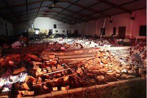 Sập nhà thờ ở Nam Phi, 13 người thiệt mạng
