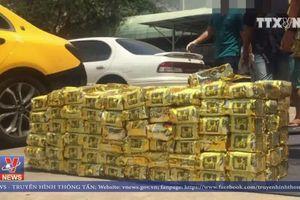 Triệt phá đường dây ma túy 'khủng' 1,1 tấn tại TP Hồ Chí Minh