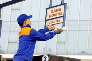 Dự thảo nghị định xử phạt hành vi gian lận, điều chỉnh giá xăng dầu