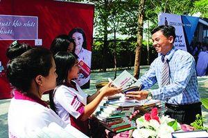 Doanh nhân Nguyễn Ngọc Tuấn: Hạnh phúc đến từ đọc sách