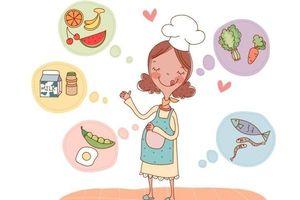 Lý giải tình trạng bà bầu ăn nhiều nhưng vẫn không cân bằng dinh dưỡng