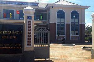 Gia Lai: Bắt cựu kế toán phòng Giáo dục Đào tạo huyện Chư Pưh