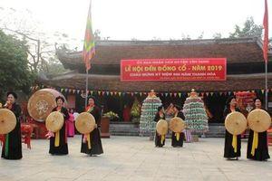 Thanh Hóa: Khai hội lễ hội đền Đồng Cổ