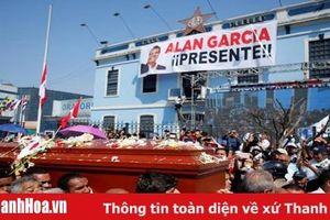 Cố Tổng thống Peru để lại thư tuyệt mệnh phủ nhận mọi cáo buộc