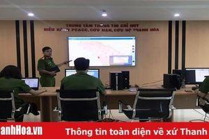 Ứng dụng hệ thống cảnh báo cháy nhanh 'SafeOne' tại Trung tâm Chỉ huy điều hành PCCC và CNCH