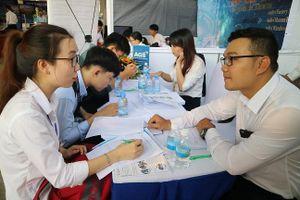 Trường Đại học Nha Trang: Tổ chức Ngày hội tư vấn, tuyển dụng