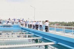 Long An: Khánh thành nhà máy nước sạch có quy mô và công nghệ hiện đại nhất đồng bằng sông Cửu Long