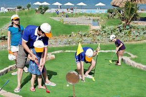 8 cách sáng tạo để con bạn yêu thích golf