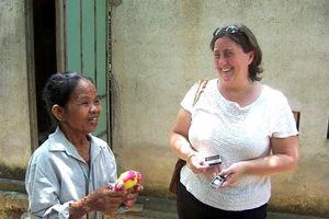 Con gái cựu binh Mỹ là ân nhân của hàng trăm mảnh đời bất hạnh ở Việt Nam