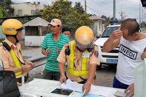 Phát hiện nhiều trường hợp vi phạm tốc độ trên cao tốc TP HCM – Trung Lương