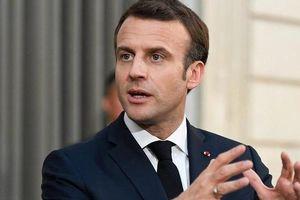 Tổng thống Pháp ấn định thời gian thông báo giải pháp cho khủng hoảng