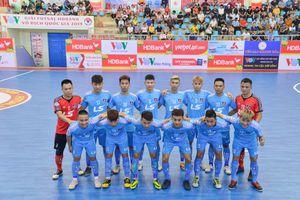 Giải futsal HDBank VĐQG 2019: Thái Sơn Nam bất ngờ thua Thái Sơn Bắc