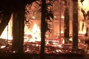 Cảnh báo cháy, nổ tại các nơi thờ tự