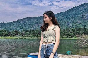 'Ốc đảo nổi' xanh rì tuyệt đẹp thu hút giới trẻ check-in ở An Giang