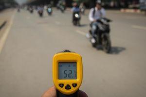 Shipper tăng giá, chê đơn hàng trong ngày Hà Nội nắng nóng