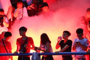 'CĐV Hải Phòng cuồng nhiệt quá làm xấu hình ảnh bóng đá'