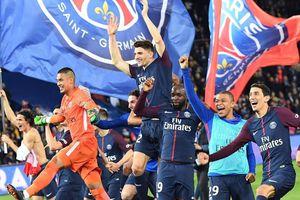 PSG không cần đá cũng lên ngôi Ligue 1 trước 5 vòng đấu