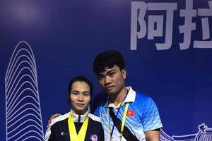 Vương Thị Huyền giành 3 HCV tại Giải vô địch cử tạ châu Á