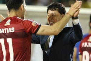 HLV Chung Hae-seong có 6 trận bất bại, TPHCM giữ vững ngôi đầu