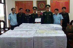 Nghệ An, Hà Tĩnh: 1 tuần bắt giữ gần 2 tấn ma túy đá