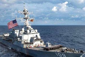 Tại sao đội tàu khủng của NATO đến biển Baltic?