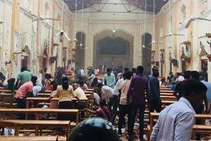Đánh bom đồng loạt ở Sri Lanka ngày Lễ Phục sinh