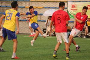 Chung kết Giải bóng đá báo NTNN/Dân Việt: FC 24h.com.vn quyết làm nên chuyện!