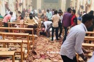 Kinh hoàng đánh bom 6 vụ liên tiếp ở Sri Lanka, gần 600 người thương vong