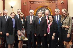 Quan hệ đối tác toàn diện Việt Nam - Hoa Kỳ không ngừng phát triển