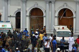 Đánh bom ở Sri Lanka: Hơn 300 người thương vong