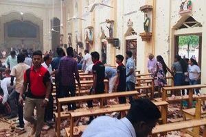6 vụ nổ liên tiếp xé toạc bình yên tại Sri Lanka: Hiện trường tang thương đầy máu và nước mắt